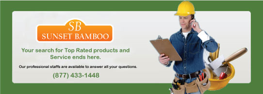 contractor discount bamboo thatch